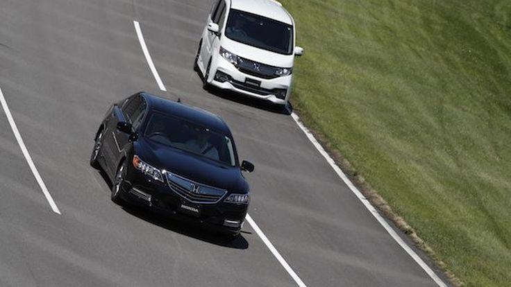 [Honda2030] เปิดวิชั่นผู้นำ Honda สู่สังคมแห่งการไร้อุบัติเหตุที่ยังคงสนุกสนานในการขับขี่