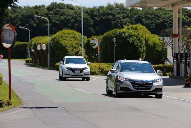 [Honda2030] Honda Automated Drive เมื่อรถขับขี่อัตโนมัติถูกพัฒนาให้ชาญฉลาดไปอีกขั้น
