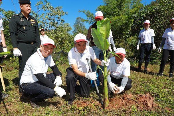 กองทุนฮอนด้าเคียงข้างไทย ผนึกกำลัง มูลนิธิอุทกพัฒน์ ในพระบรมราชูปถัมภ์ ฟื้นฟูลุ่มน่านน้ำปีที่ 2