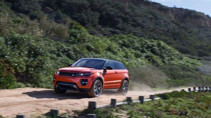พบกันที่เจนีวา! Range Rover Evoque เวอร์ชั่นแรงสุด 281 แรงม้า