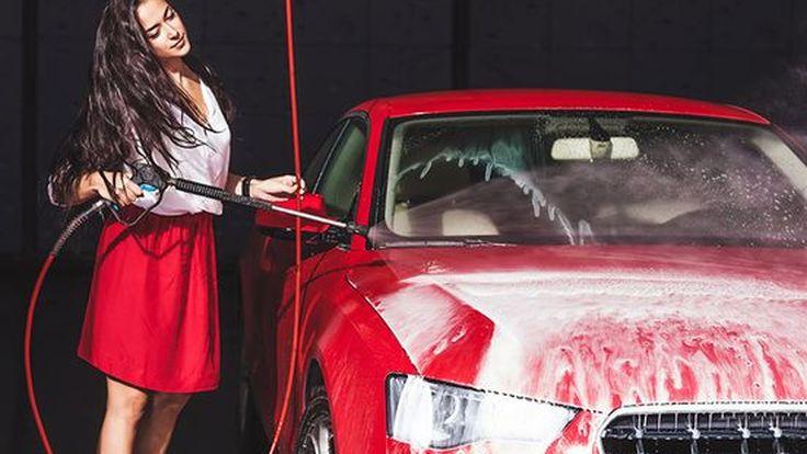 ขั้นตอนล้างรถสุดง่าย ผู้หญิงก็ล้างรถได้ ไม่ต้องง้อ คาร์แคร์