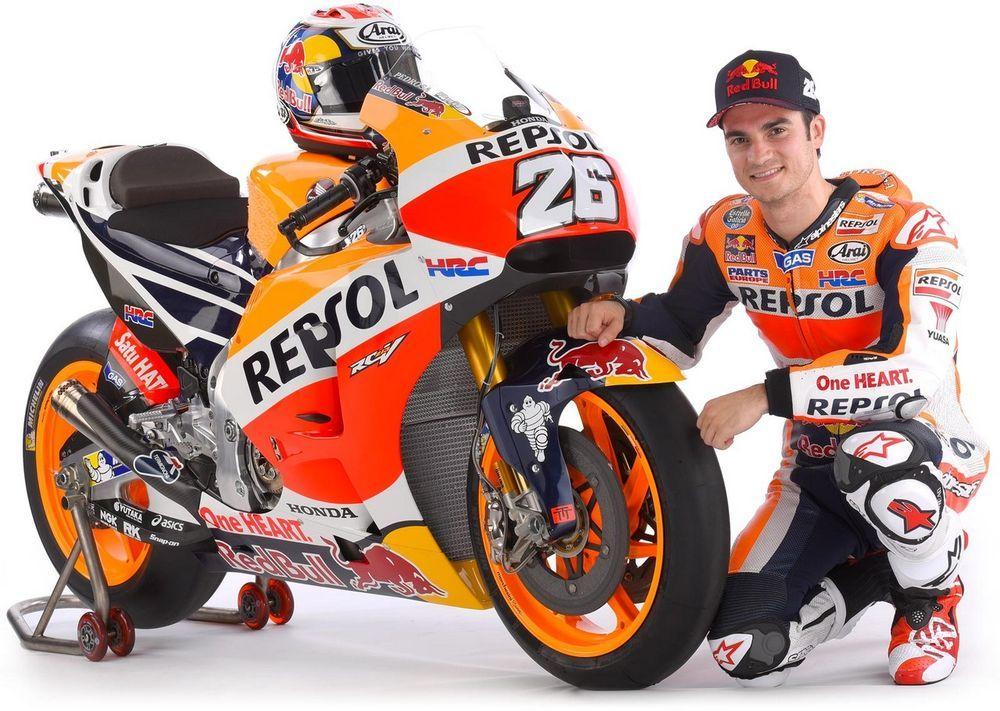 [MotoGP] ด่วน HRC ยันไม่ต่อสัญญากับ Dani Pedrosa ด้าน Lorenzo เสียบแทน ขี่ต่อปี 2019