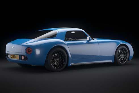 ถูกใจคอรถคลาสสิก Huet Brothers เผยโฉม 2014 HB Coupe ผลิตเพียง 40 คัน