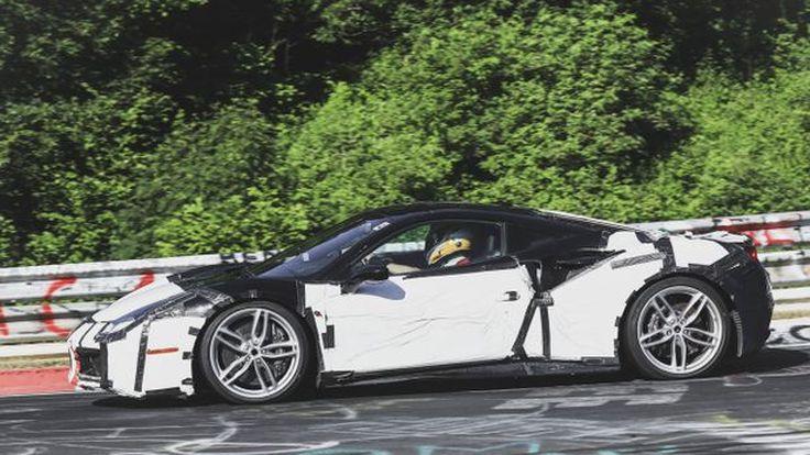 [ชมคลิป] มาจนได้ Ferrari 488 Hybrid PROTOTYPE ซูเปอร์คาร์พลังไฮบริดจากค่ายม้าลำพอง เริ่มวิ่งทดสอบแล้ว