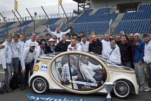 Hydro Kultur Nios รถต้นแบบพลังงานไฮโดรเจน ผลงานกลุ่มนักศึกษาและอาจารย์จากเยอรมันนี