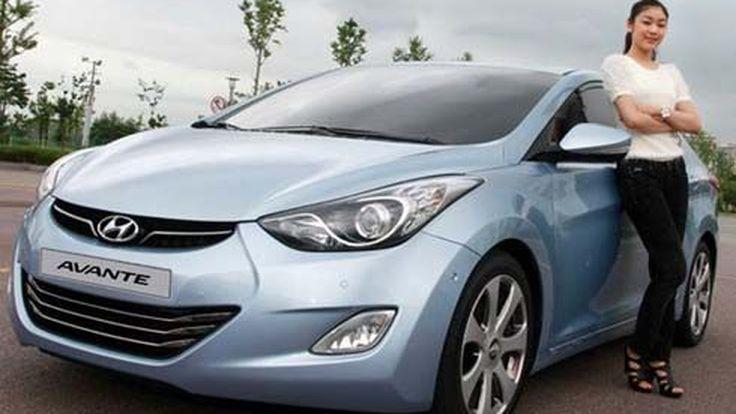 Hyundai ปล่อยภาพ All-New Avante/Elantra รุ่นปี 2011 ก่อนเริ่มขายในเกาหลีใต้สัปดาห์หน้า