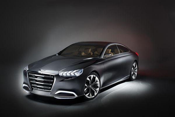 Hyundai วางแผนเปิดตัวเอสยูวีขนาดเล็กและซีดานหรูคู่แข่ง BMW 3-Series