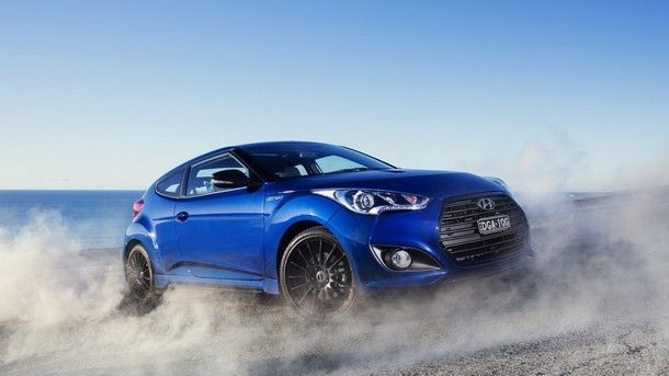 Hyundai เปิดตัว Veloster Street Turbo Special Edition รุ่นพิเศษจัดเต็มสำหรับประเทศออสเตรเลีย
