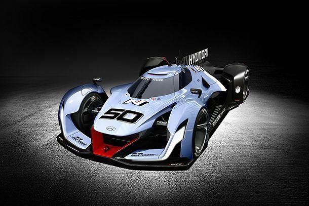 เผย Hyundai กำลังสนใจพัฒนาซูเปอร์คาร์แข่ง Ferrari และ Porsche