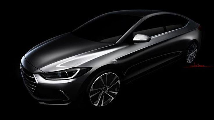 ชมสเปก Hyundai Elantra Sport ก่อนเปิดตัวพรุ่งนี้ (8 สิงหาคม)