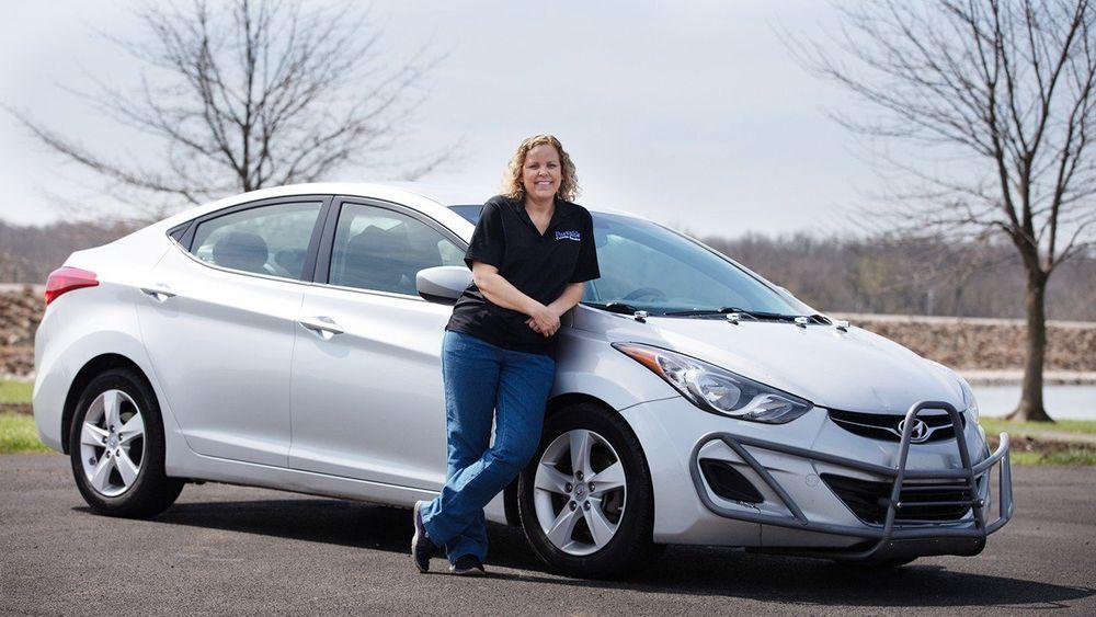 รถเดิมๆ Hyundai Elantra ขับได้เลขไมล์ทะลุ 1.6 ล้านกิโลเมตร ภายใน 5 ปี