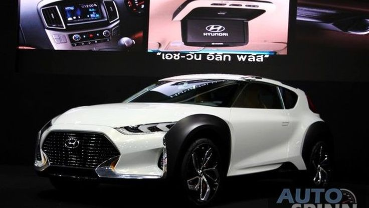 [TIME2016] Hyundai Enduro Concept พร้อมโชว์ความเท่แล้ว ใน Motor Expo 2016 นี้