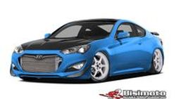 Hyundai Genesis Coupe แต่งดุดันสุดๆ ขุมพลังแตะ 1,000 แรงม้า