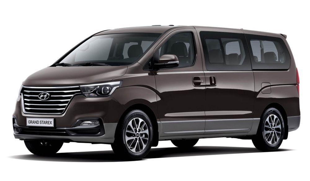 ชมภาพ 2018 Hyundai Grand Starex รถตู้ 12 ที่นั่งรุ่นยอดนิยมรุ่นใหม่จากค่าย