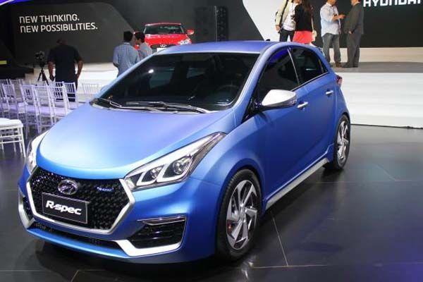 ชมโฉม Hyundai HB20 R-Spec ว่ากันว่าอาจเป็นรถสปอร์ตออกขายทั่วโลก