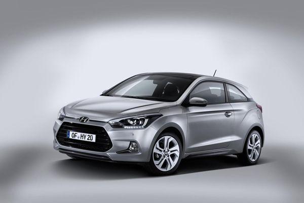 Hyundai i20 Coupe เปิดตัวด้วยมาดสปอร์ตสุดเท่