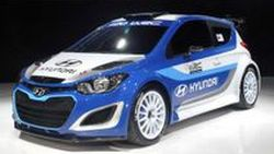 Hyundai i20 WRC หวนคืนสนามแข่งแรลลี่โลก ลงชิงชัยฤดูกาล 2013