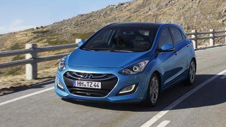 ใหม่ Hyundai i30 เจนเนอเรชั่นล่าสุด เตรียมเปิดตัวครั้งแรกในโลกที่แฟรงค์เฟิร์ต