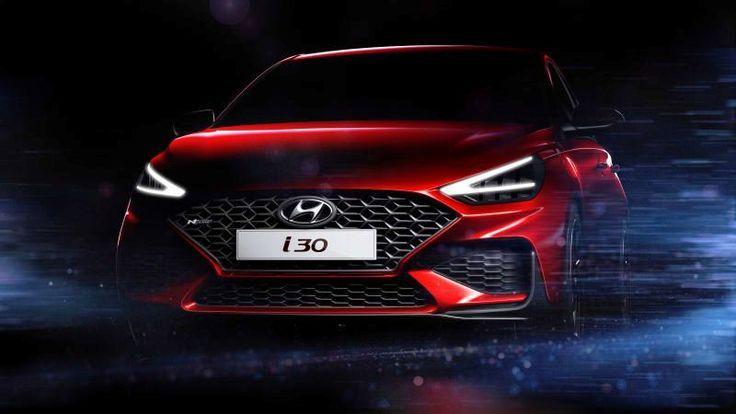 Hyundai i30 เผยโฉมรุ่นปี 2021