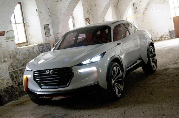 Hyundai Intrado รถครอสโอเวอร์แนวสปอร์ตจากแดนกิมจิ