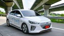 [Test Drive] ฮุนได ไอออนิก  อิเล็กทริก รถยนต์พลังงานไฟฟ้า ที่มาพร้อมกับเทคโนโลยีความปลอดภัย