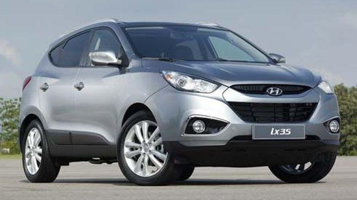 Hyundai ix35 ใหม่ รถ SUV ขนาดเล็ก เผยโฉมคันเป็นๆพร้อมรายละเอียด