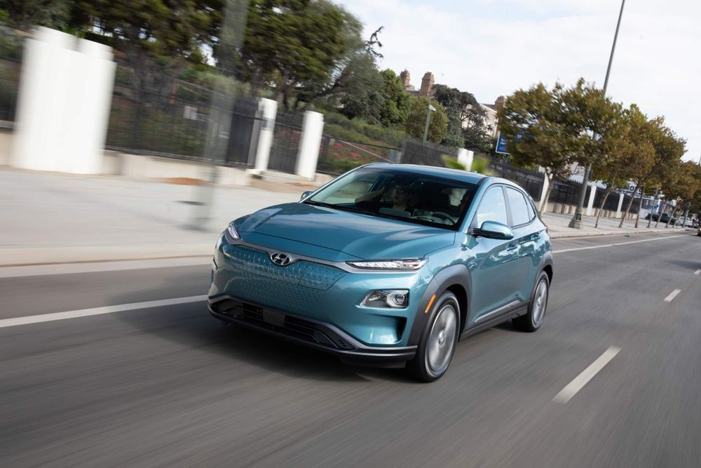 2019 Hyundai Kona Electric กับราคาเริ่มต้นต่ำกว่า 1 ล้านบาท