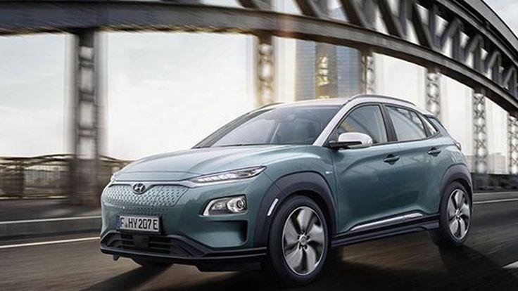 เผยโฉม Hyundai Kona Electric ซับคอมแพ็กต์ครอสโอเวอร์พลังไฟฟ้ารุ่นแรกของโลก