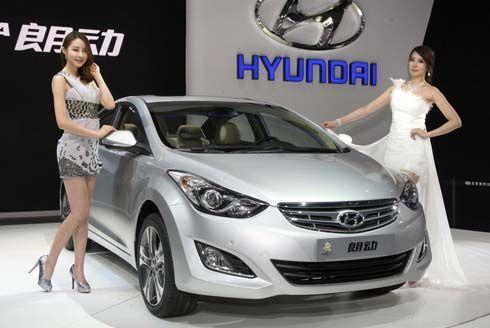 เปิดตัว Hyundai Langdeng รุ่นปี 2013 นี่คือ Elantra เวอร์ชั่นจีน ที่งานปักกิ่งมอเตอร์โชว์