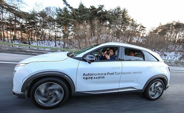 Hyundai เปิดให้สาธารณชนทดลองใช้งานรถยนต์ขับขี่อัตโนมัติ