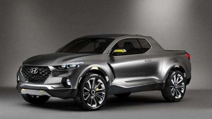 Hyundai Pickup อาจมาพร้อมตัวเลือกเครื่องยนต์ V6 เพื่อจับตลาดกลุ่มบน