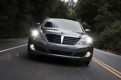 Hyundai ซุ่มพัฒนารถคอมแพกต์ซีดานหรู ท้าชน 3-Series และ C-Class