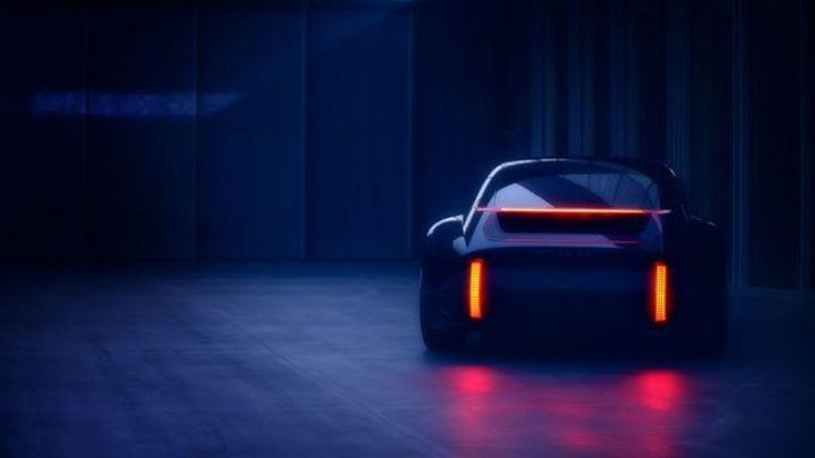 """ฮุนไดพร้อมโชว์ """"Hyundai Prophecy"""" รถยนต์พลังงานไฟฟ้าต้นแบบรุ่นล่าสุด"""