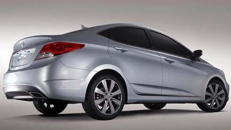 Hyundai RB Concept รถแนวคิดแปลงโฉมจาก Verna/Accent ใส่หน้ากากใหม่ล่อใจหมีขาว