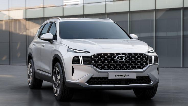 New Hyundai Santa fe สุดยอดรถอเนกประสงค์ของครอบครัว