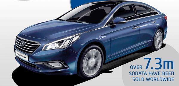 Hyundai ฉลอง Sonata มีอายุครบ 30 ปี ขายไปแล้วกว่า 7 ล้านคัน