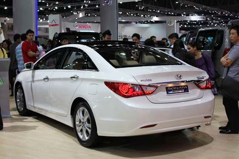 Hyundai เตรียมส่ง Sonata-lite ซับ-มิดไซส์ซีดาน ทำตลาดจีนโดยเฉพาะ