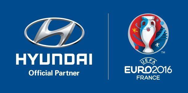 ฮุนได มอเตอร์ กรุ๊ป เป็นผู้สนับสนุนหลักอย่างเป็นทางการในการแข่งขัน ฟุตบอล ยูฟ่า ยูโร 2016