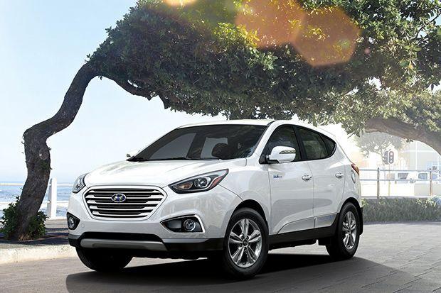 Hyundai เตรียมเปิดตัวรถไฮโดรเจนราคาประหยัดในปี 2018