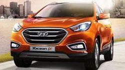 ปรับโฉม Hyundai Tucson ix คอมแพกต์เอสยูวีออกลุยตลาดเกาหลี