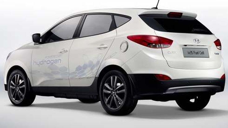Hyundai เร่งเครื่องโครงการ Tucson Hydrogen Fuel-Cell เล็งผลิต 10,000 คันต่อปี