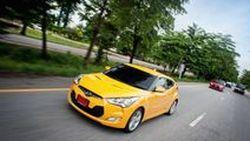 ขับทดสอบ Hyundai Veloster บนเส้นทางประวัติศาสตร์ กรุงเทพฯ - เสียมเรียบ ราชอาณาจักรกัมพูชา