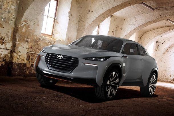 [TIME2015] ฮุนไดเตรียมส่งรถต้นแบบอินทราโดโชว์ตัวงานมหกรรมยานยนต์
