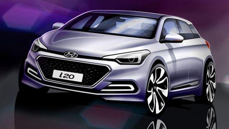Hyundai พัฒนารถไฮบริดขึ้นท้าชิง Toyota Prius