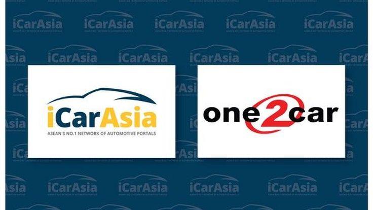 IcarAsia ผู้นำตลาดรถยนต์ออนไลน์ และ One2car ผู้นำเว็บซื้อ-ขายรถยนต์ในประเทศไทย  ประกาศควบรวมกิจการภายใต้บริษัท IcarAsia Thailand