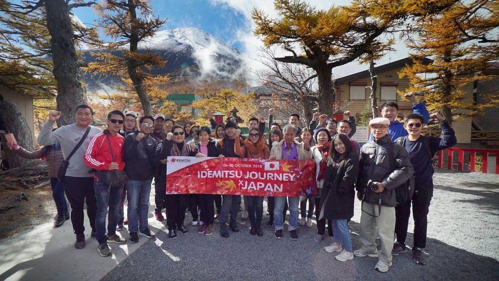 [PR News] IDEMISU พาผู้โชคดีจากแคมเปญ การตลาด บินลัดฟ้าไปญี่ปุ่น กินหรู อยู่ฟรี เยือนโรงงานผลิตน้ำมัน IDEMITSU