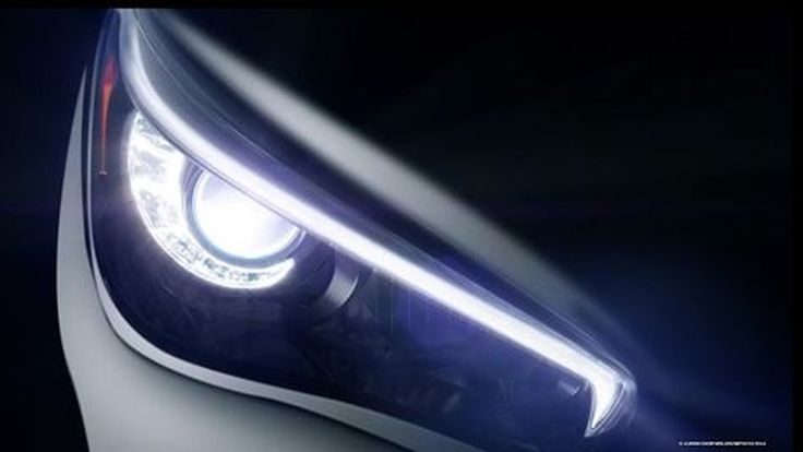 เผยความดุดัน Infiniti Q50 รถซีดานรุ่นใหม่ในวีดีโอทีเซอร์ชุดล่าสุด
