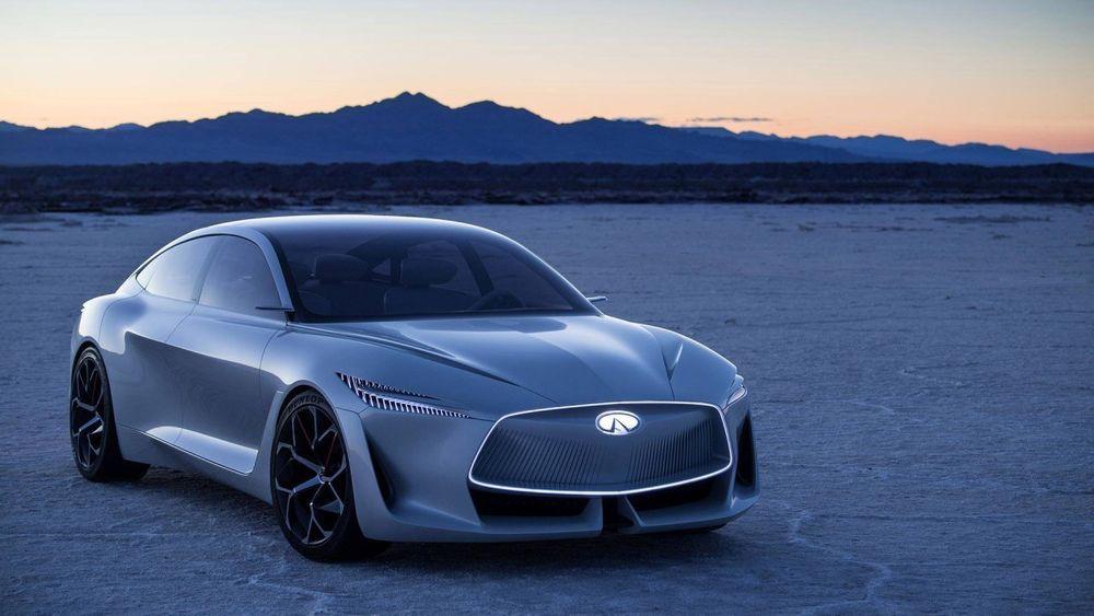 Infiniti เผยรถยนต์ EV ในอนาคตจะถูกพัฒนาบนพื้นฐาน Q Inspiration Concept