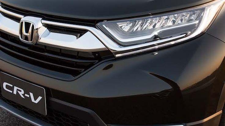 [Information Hub] รวมทุกข้อมูลเปิดตัว Honda CR-V โฉมใหม่ เพิ่มเครื่องยนต์ดีเซล
