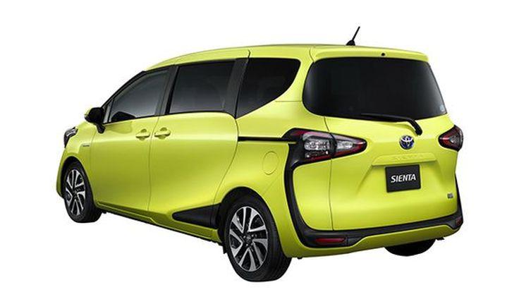 [Information Hub] เกาะติดทุกข้อมูล เปิดตัว Toyota Sienta เอ็มพีวี 7 ที่นั่ง